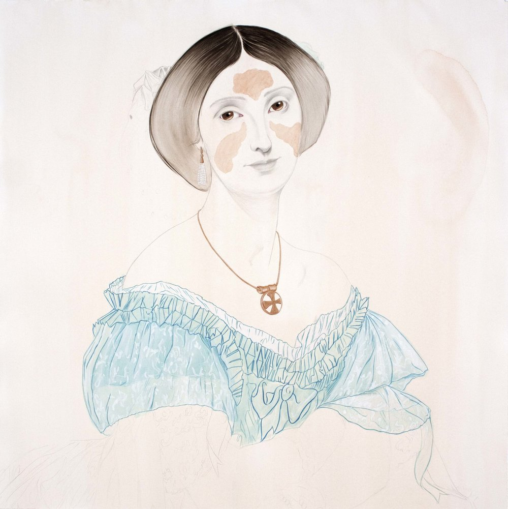 Ingres Study #3 (Pregnancy Mask)
