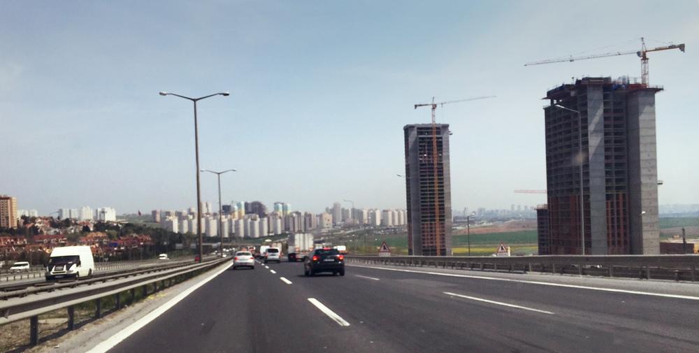 Highway E84