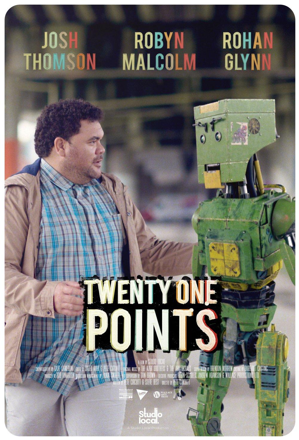Twenty One Points