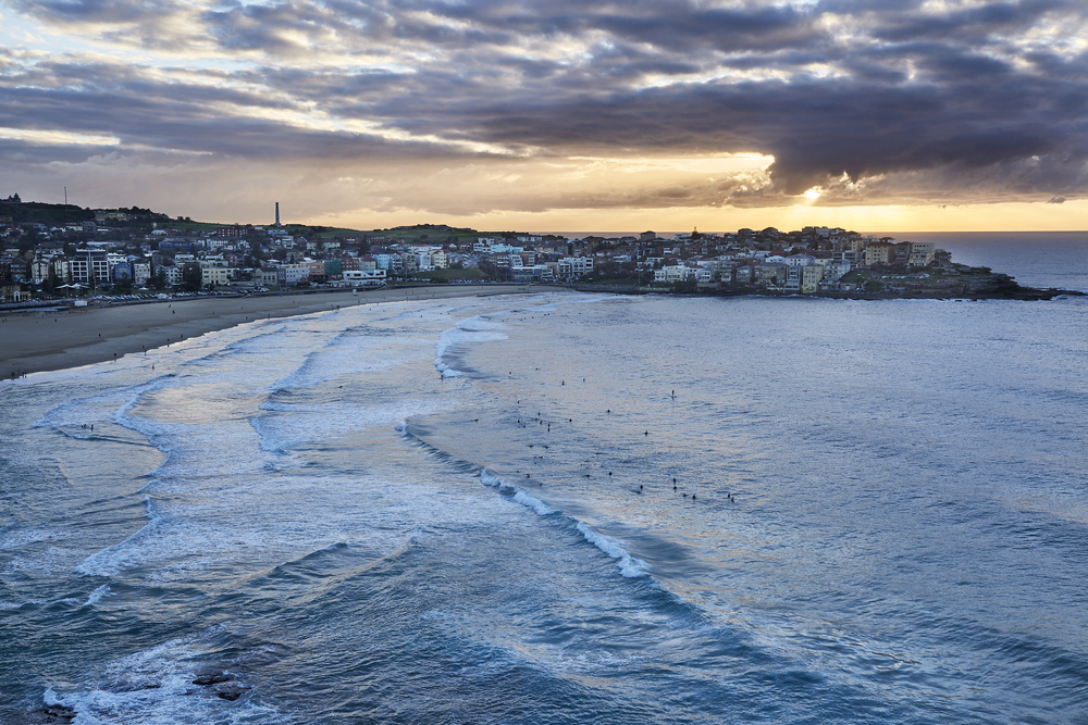 the end of the day - bondi beach.jpg