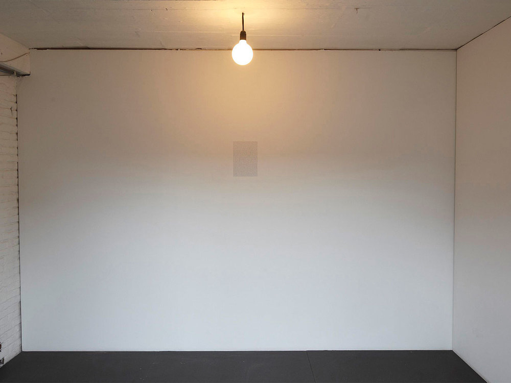 Installation at  A Slowdown at the Museum  . Photo by We Document Art .