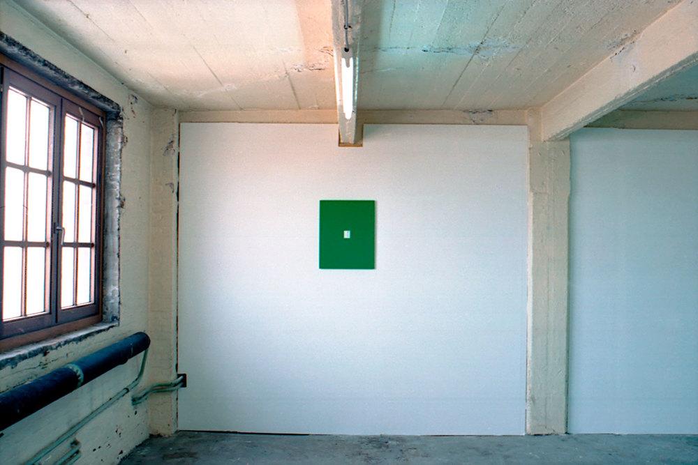 Installation at   Camille Huysmansprijs 2010  .