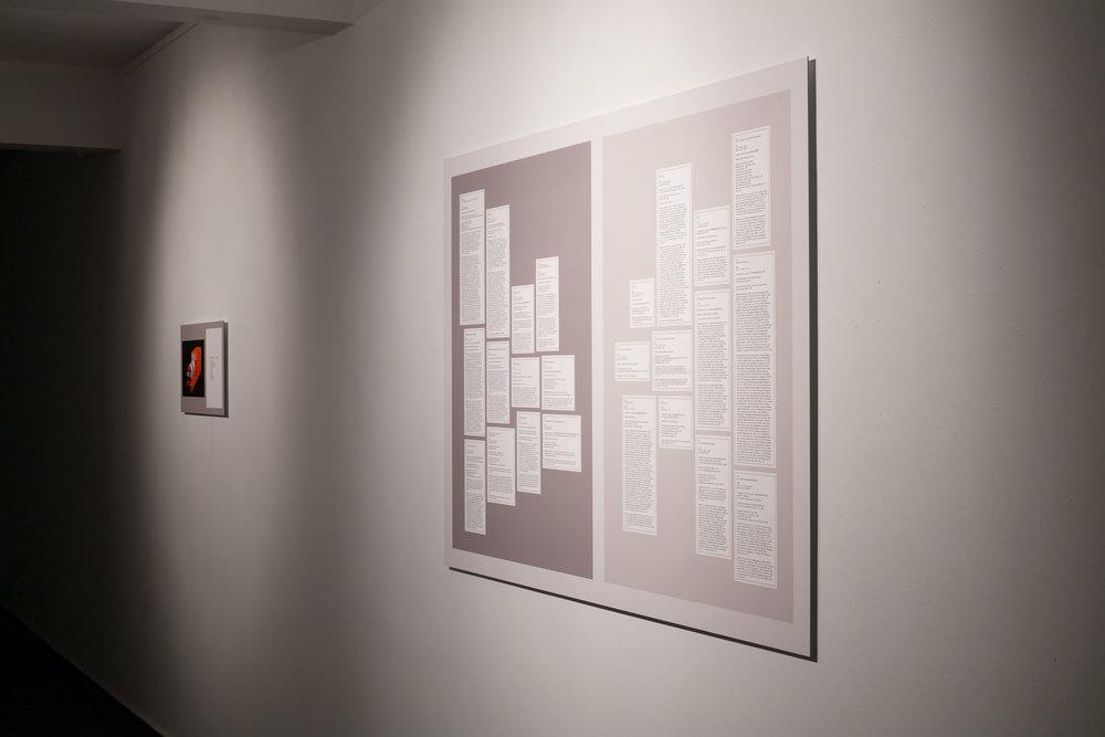 Installation at   Abstract History  .