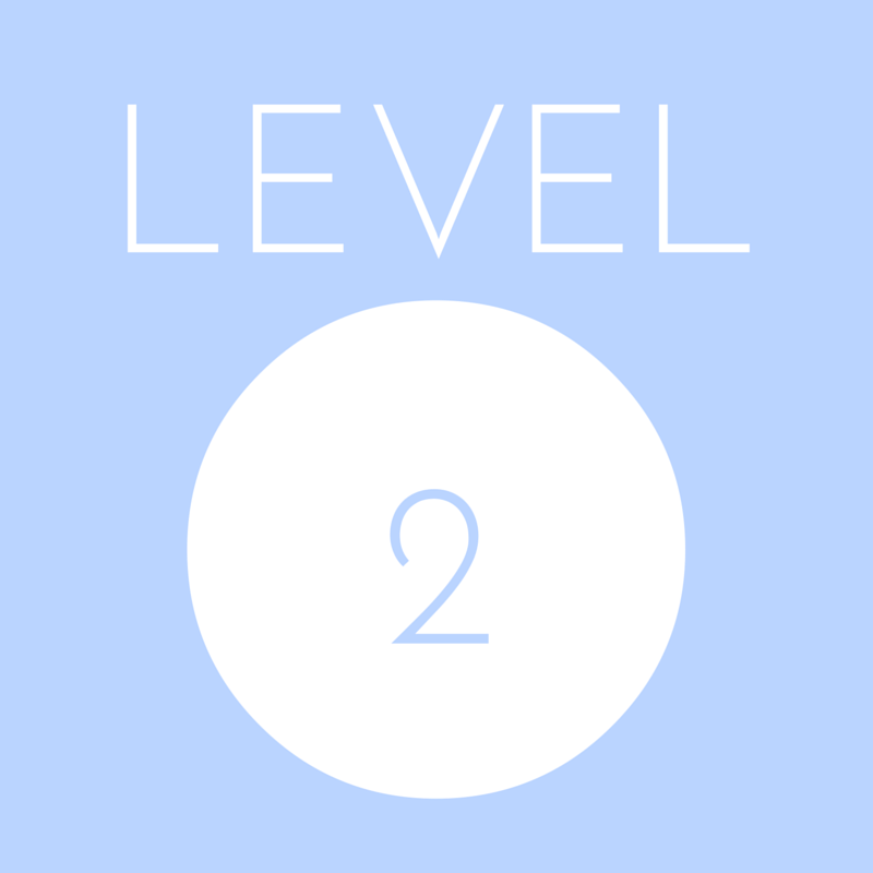 This level is for experienced beginners, those returning to Pilates after a break, and those looking to move up to intermediate level whilst continuing to work at a moderate pace.  The class will have more challenging moves for those that want to try them, as well as offering modifications for those not quite ready to take the next step.