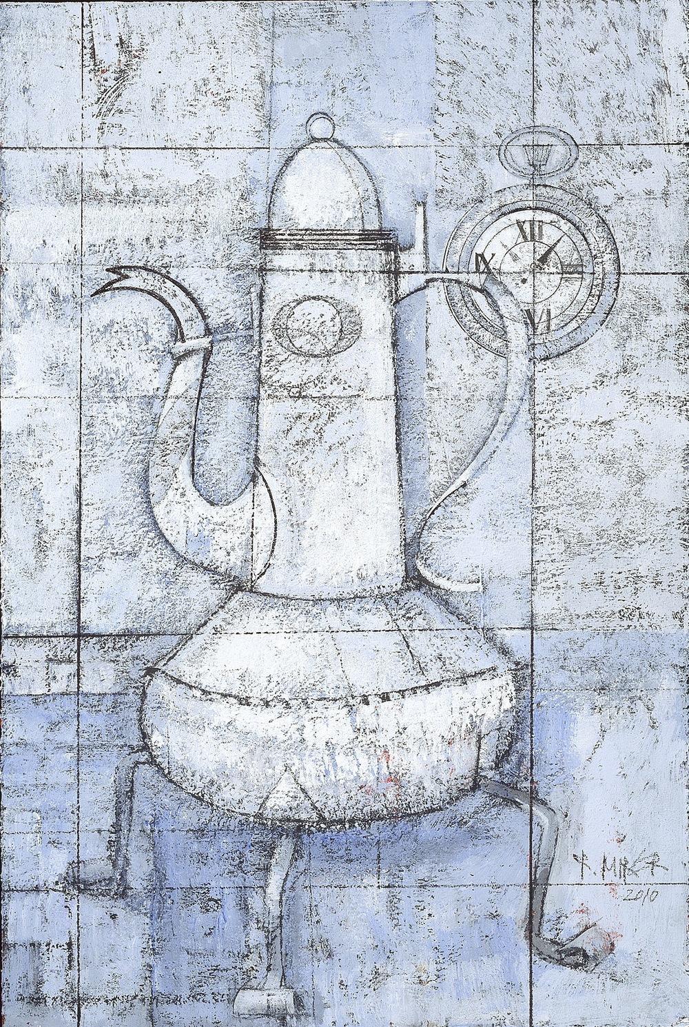 Stilleben Kaffeekanne, Nr. 1128