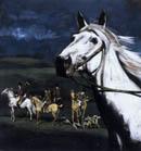 Mit 17 Jahren malte Rudolf Mirer diese Tierstudie für seinen Bruder Thomas.
