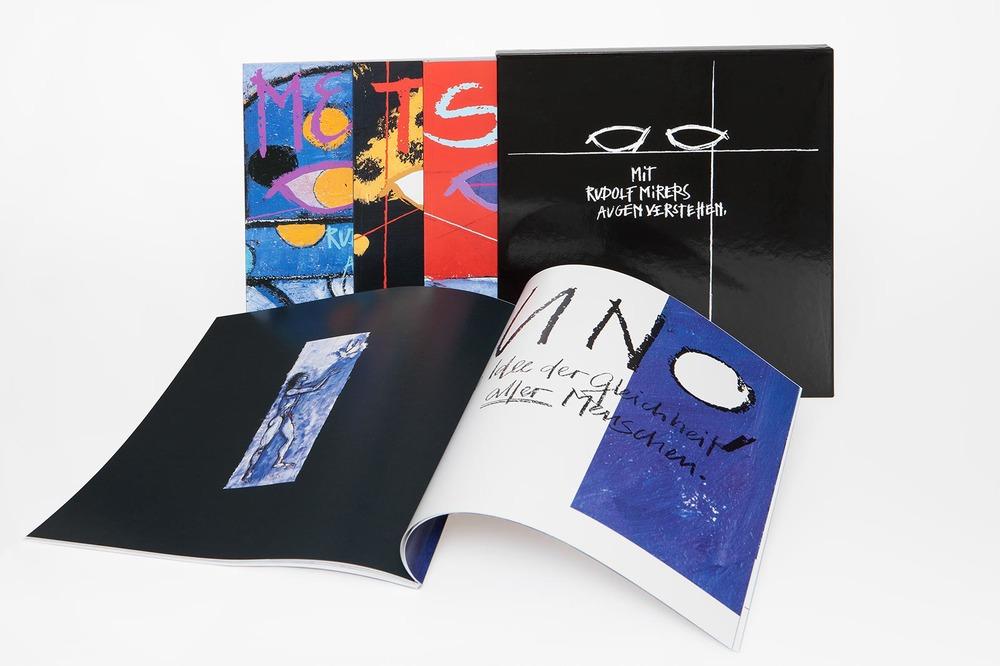 Kalender, Kunstkarten, Serigrafien