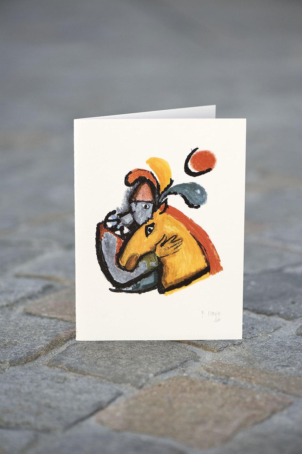 Mensch und Pferd, Nr. 143