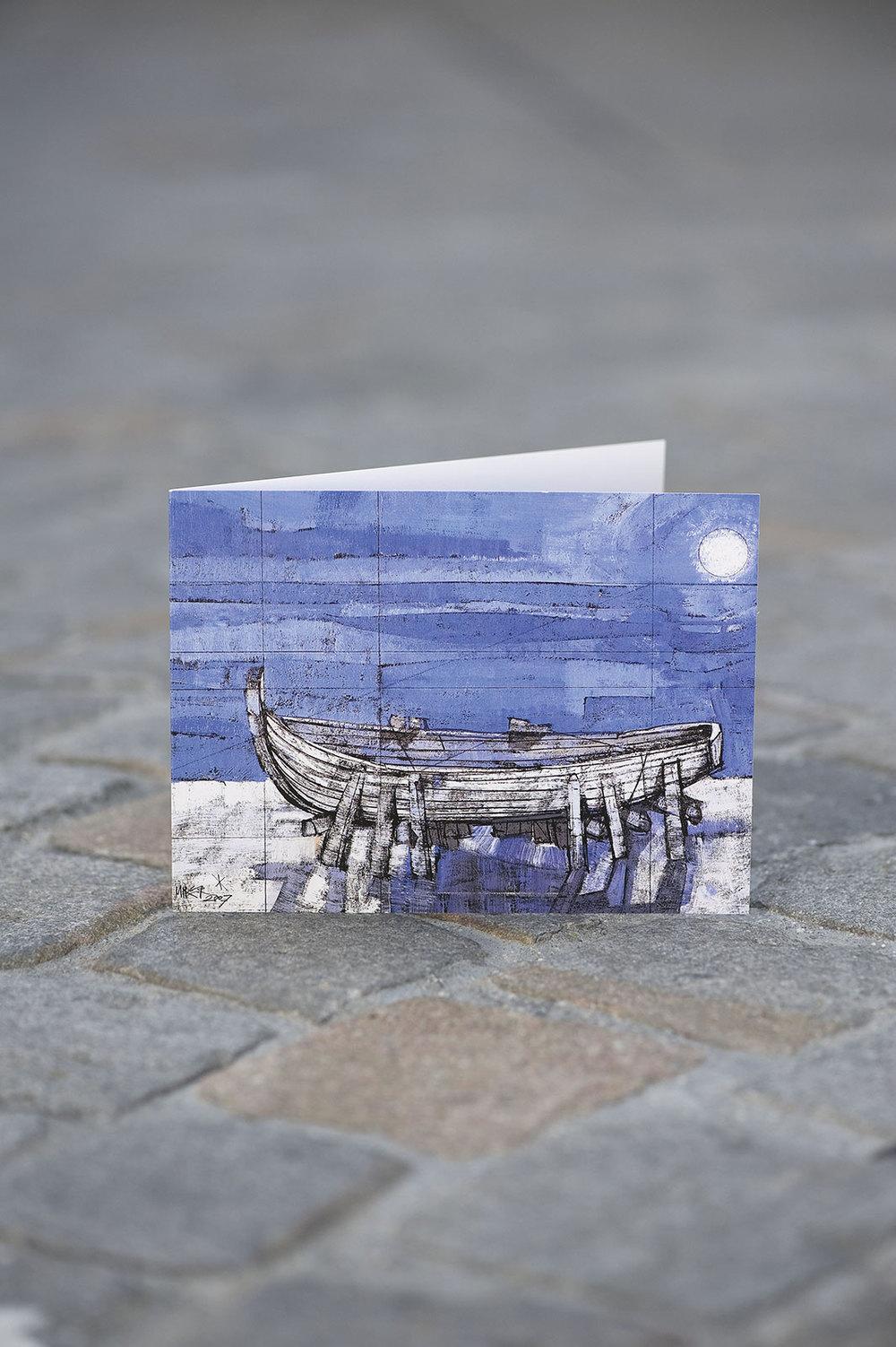 Das alte Fischerboot, Nr. 194