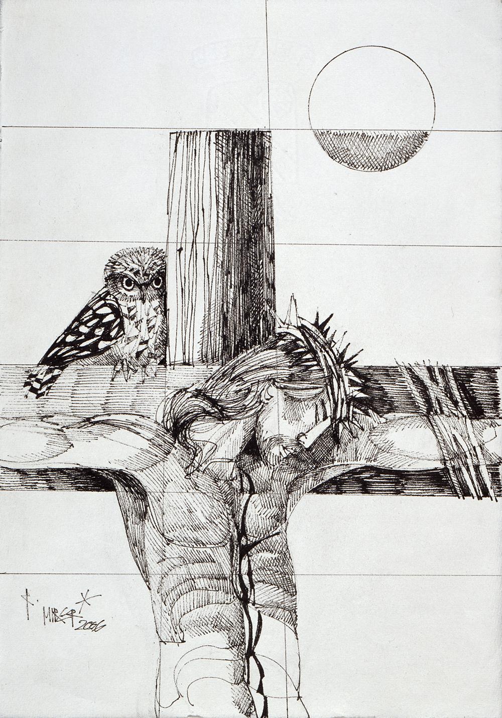 Jesus am Kreuz, Nr. 1247