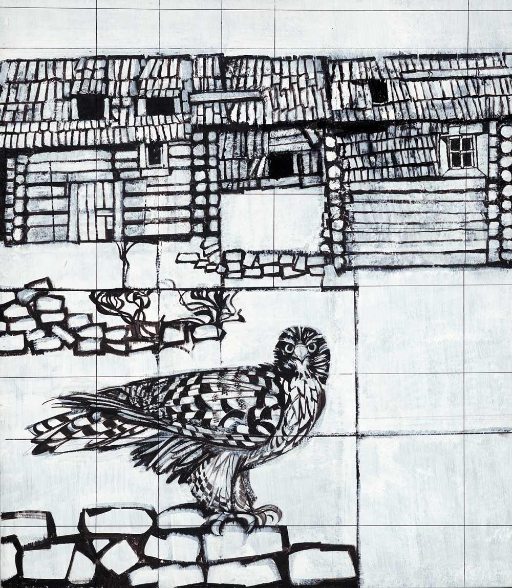 Der Falke ist gegenwärtig, Nr. 1259