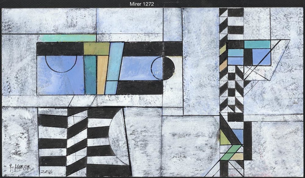 Abstraktion April, Nr. 1272