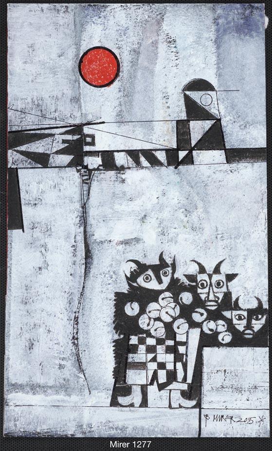 Novembernacht-Masken, Nr. 1277