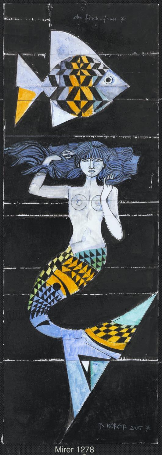 Der fisch-frau gewidmet, Nr. 1278