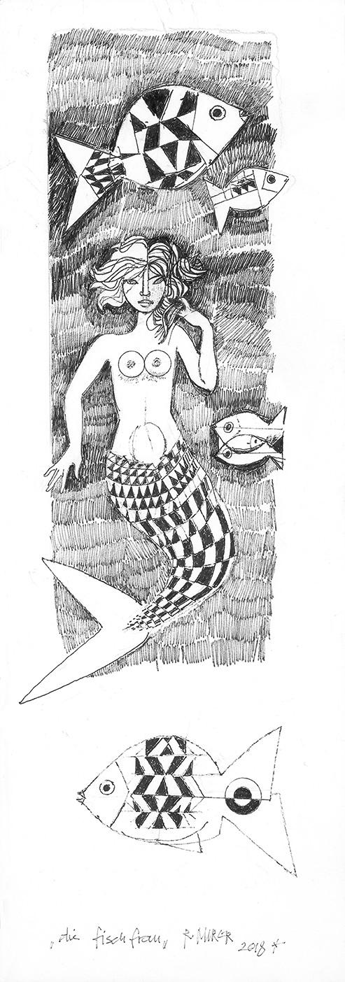 die Fischfrau, Nr. 1298