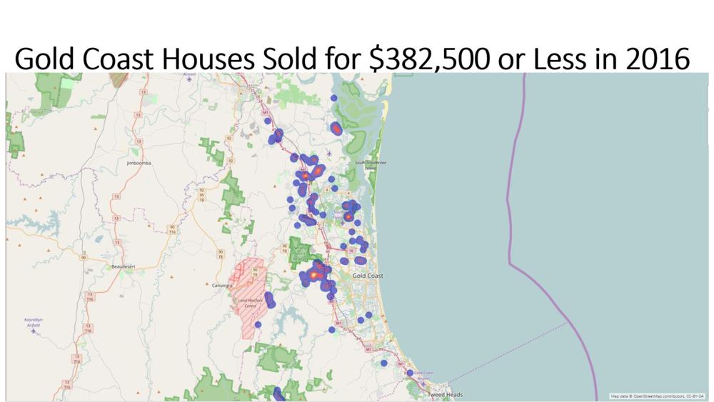 Source: PriceFinder, Power BI Maps, The NPR Co.