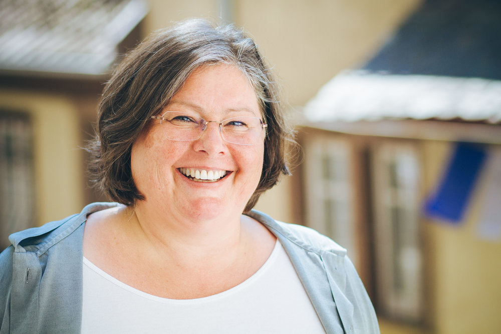 Office Manager - Birgit Hallmann -