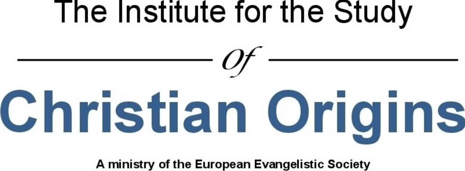 The Institute for the Study of Christian Origins