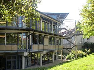 - Theologicum Tübingen(Klicken Sie hier für einen Lageplan)