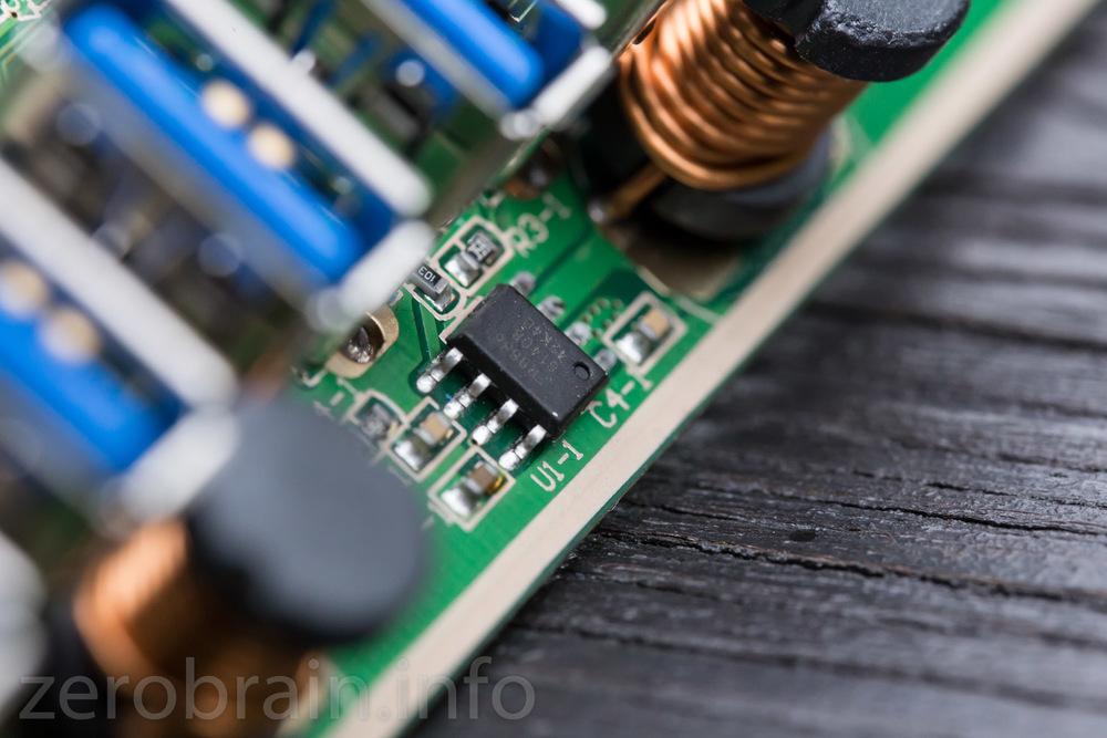 Spannungsregler / Schaltregler FR9888 von FitiPower (2x vorhanden)