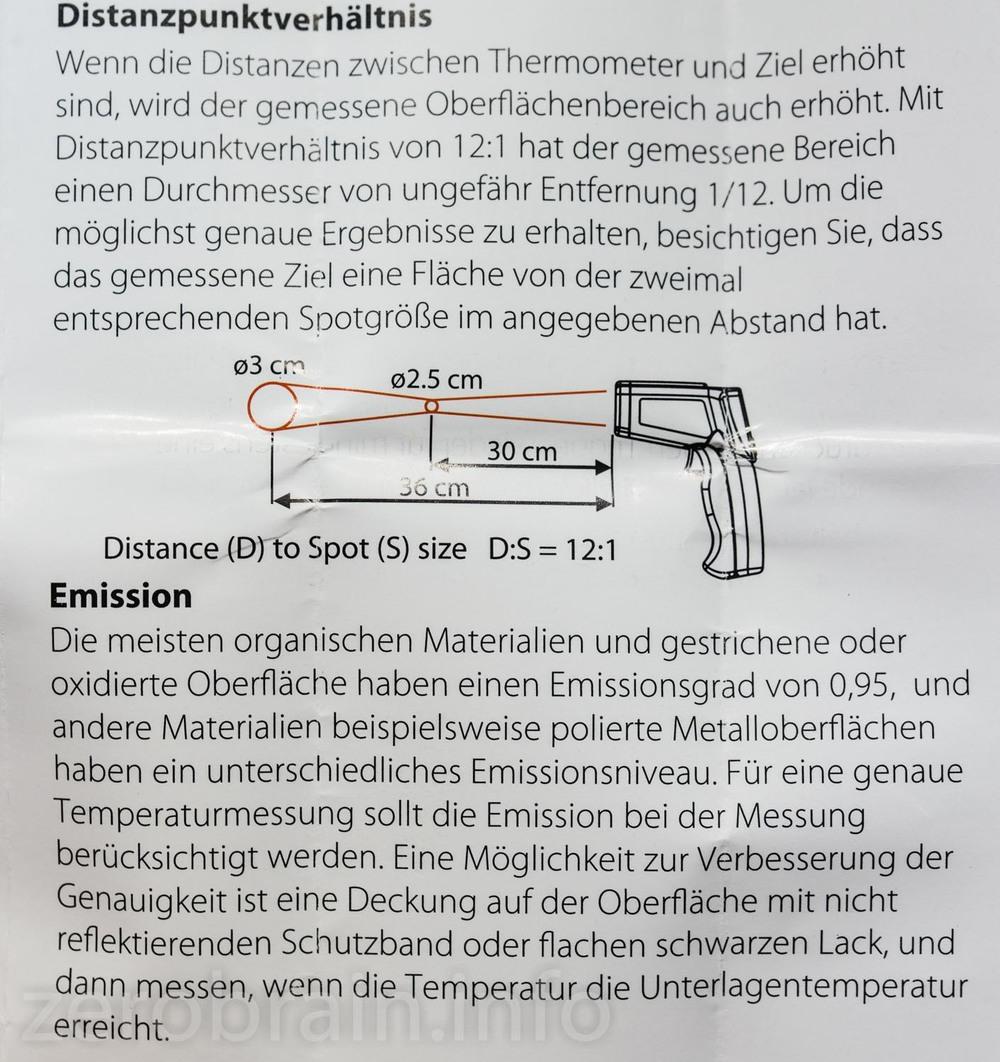 "Quelle: Anleitung ""Lasergrip 774"" 8380 Anleitung (Etekcity)"