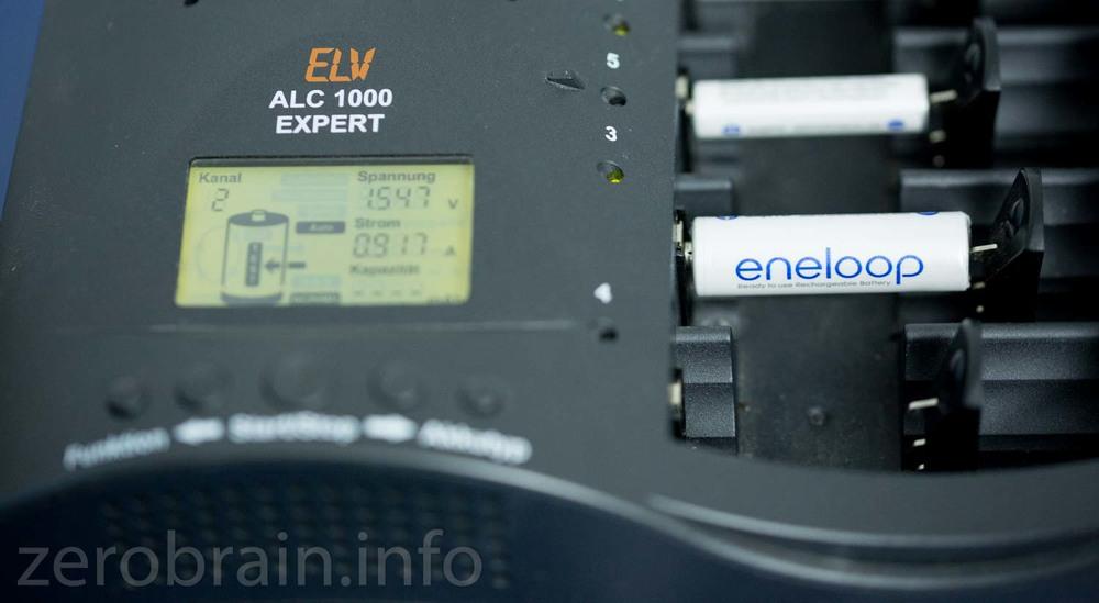 """Das """"Konkurrenzprodukt"""" - der ELV ALC 1000 EXPERT -nur für Profis ;-)"""