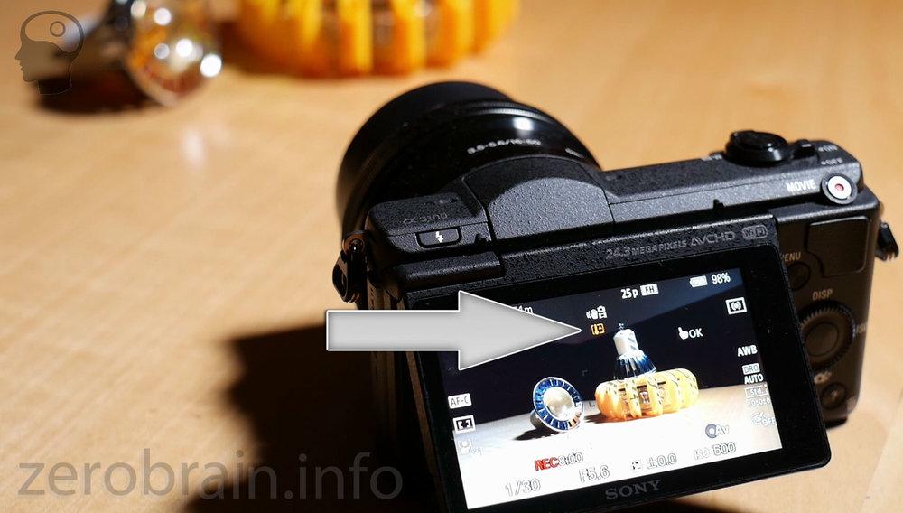 Sony A5100 Warnung vor Überhitzung
