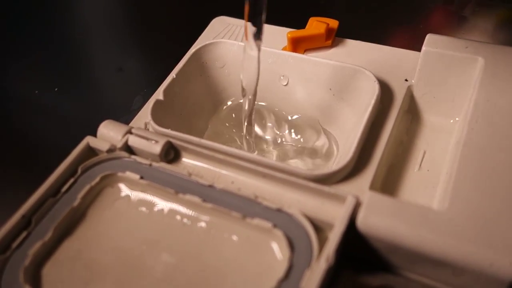 Kalkflecken entfernen mit Zitronensäure?