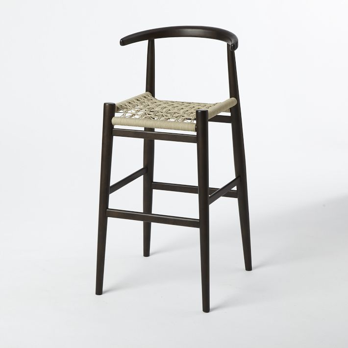 JOHN VOGEL BAR + COUNTER STOOL