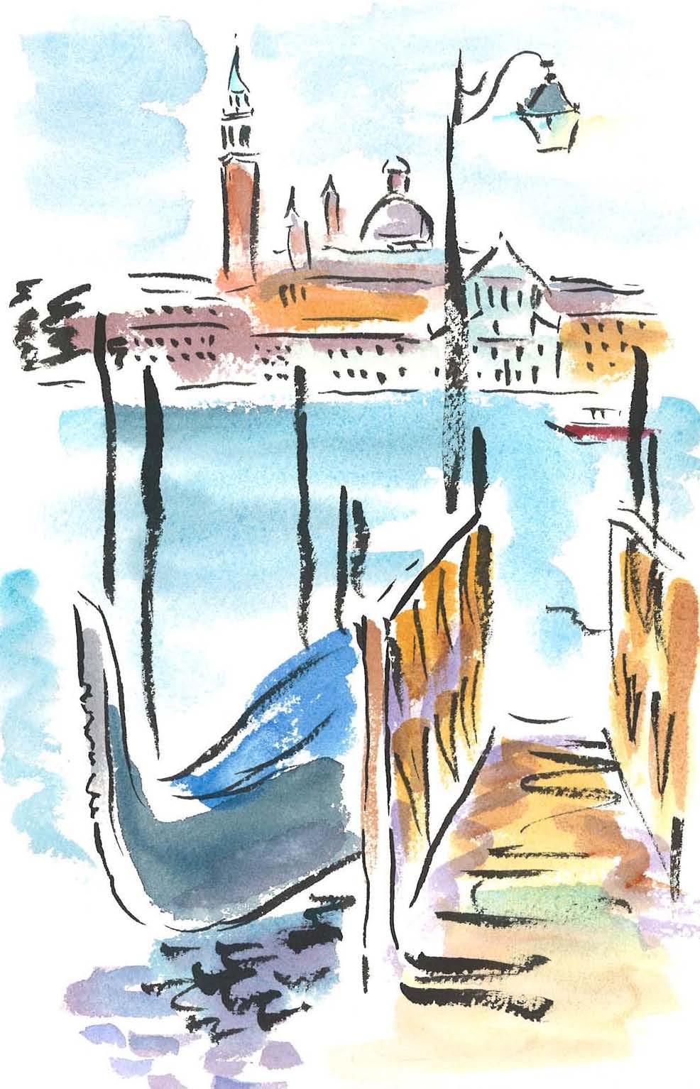 Venitian Dock