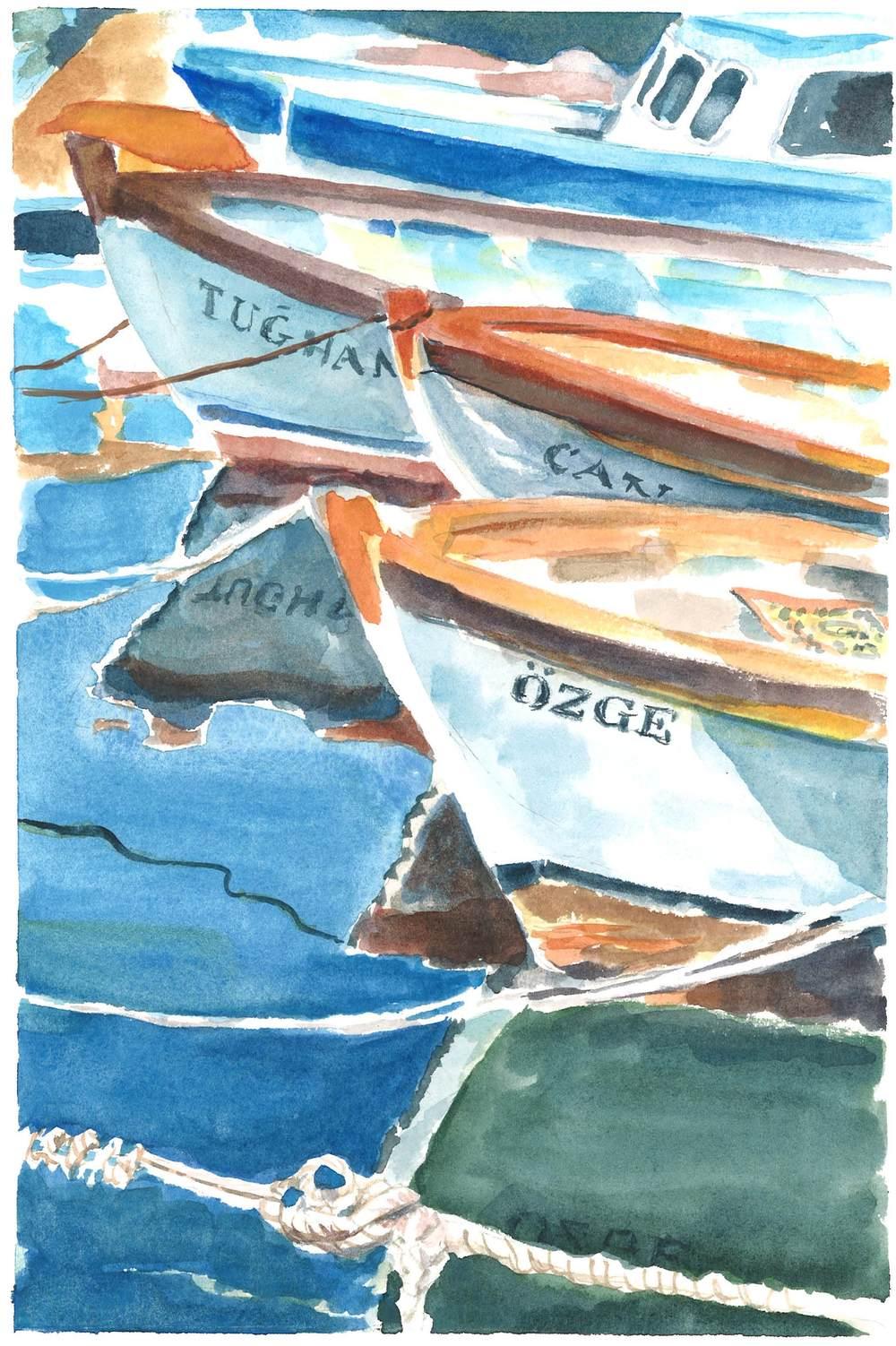 Turkish Boats in Harbor.jpg