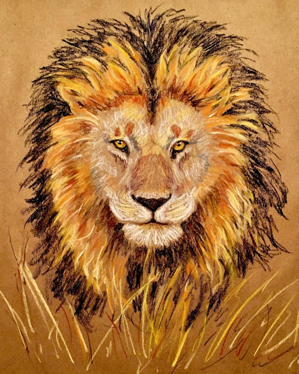 lion on craft p.JPG