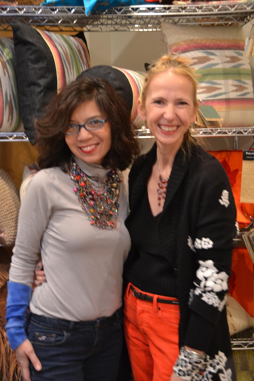 "Jennifer Ashton, Ande Hambuchen, ""Kissen""  Pillow Play in Santa Fe - An interior & fashion design collaboration"