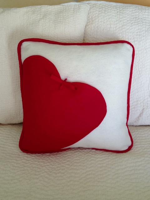 Pillow The Secret Messanger