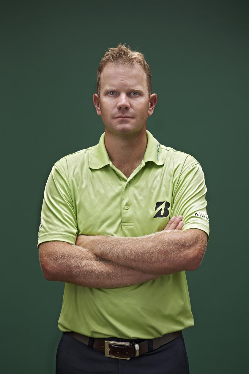 Professional Golfer Billy Hurley III