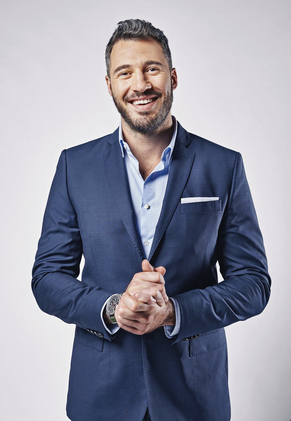 Former Financial Planner,Chef and TV Personality Sharone Hakman