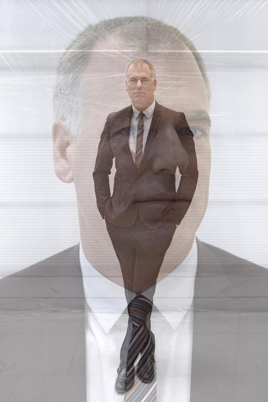 Simons President and CEO, Peter Simons