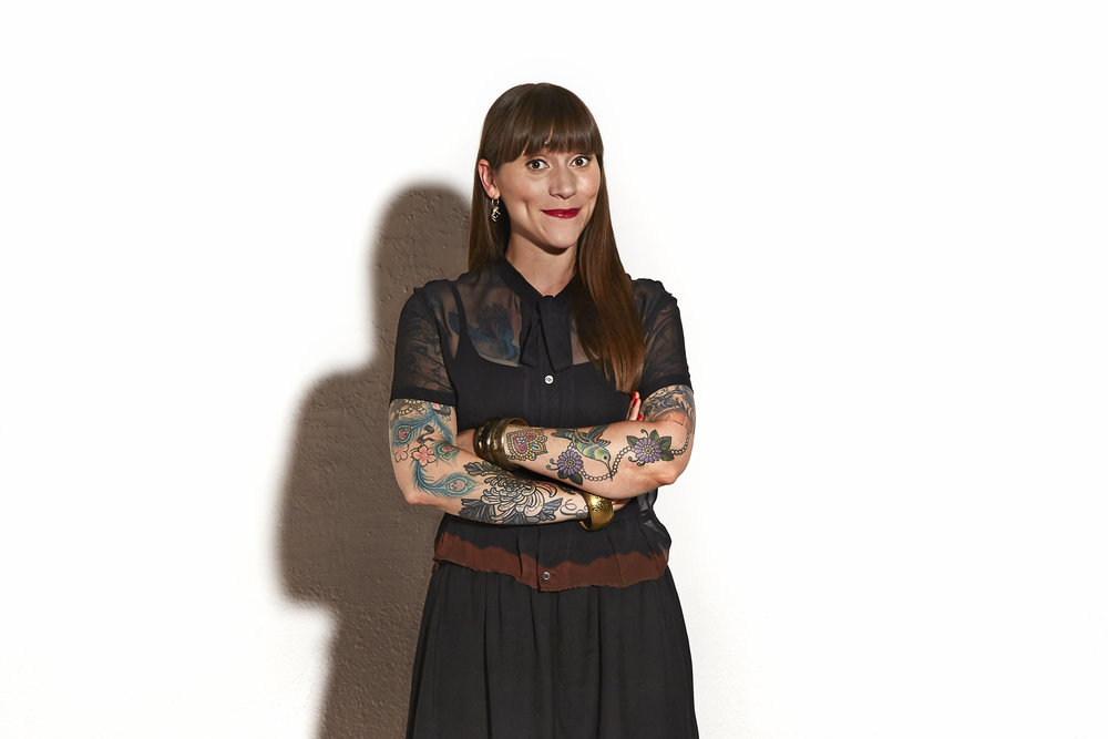 YouTube Personality and Creative Director of Crumbs & Doilies, Jemma Wilson
