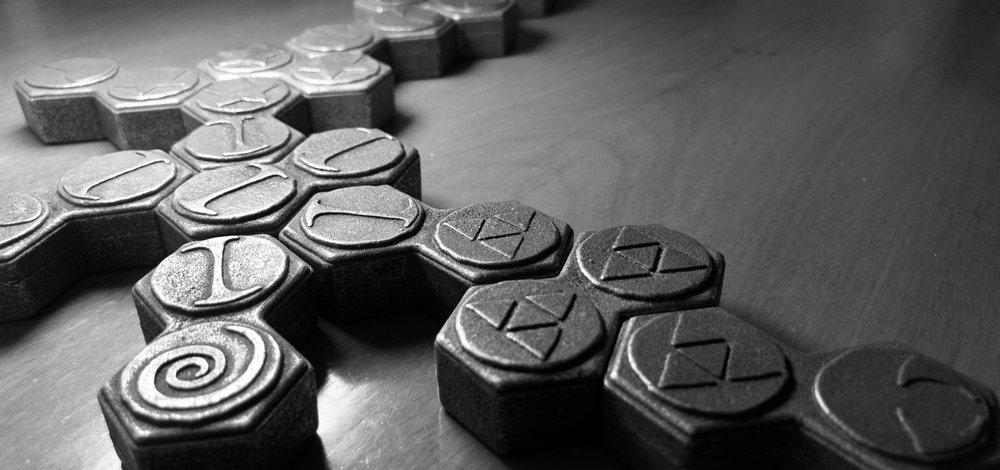 Game pieces from  https://cohado.com