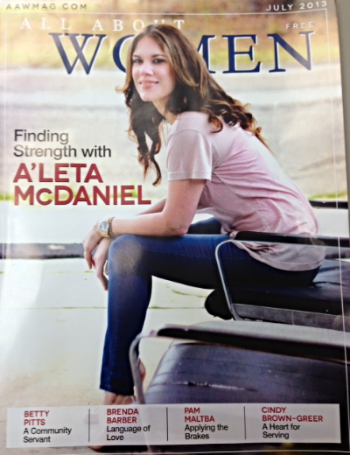 All About Women Article   By: Sherie Norris (2013)