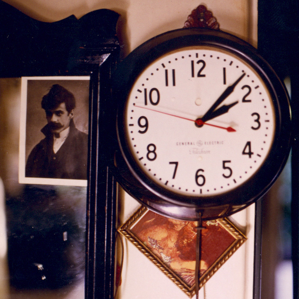 Clocks & Oddities