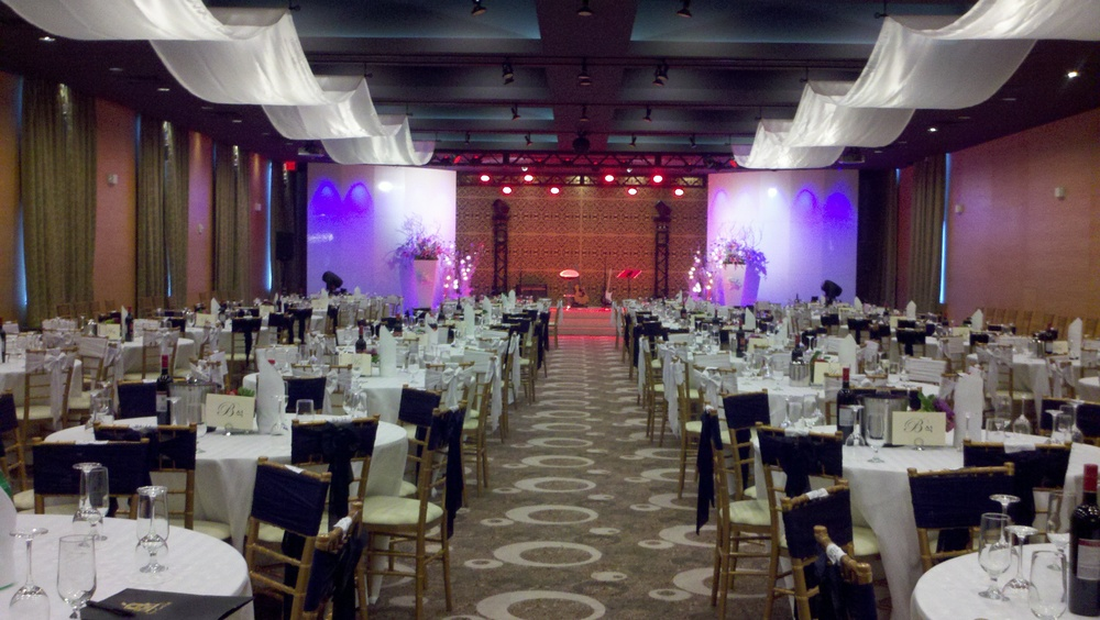Spa Castle Banquet Hall, Houston, TX