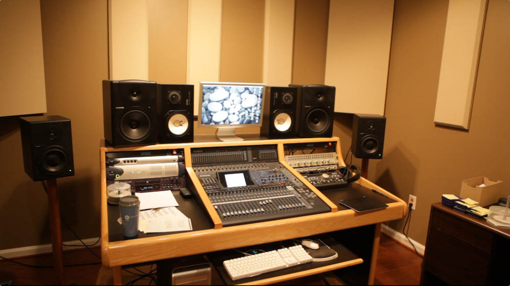 Open Door Recording Studio, VA