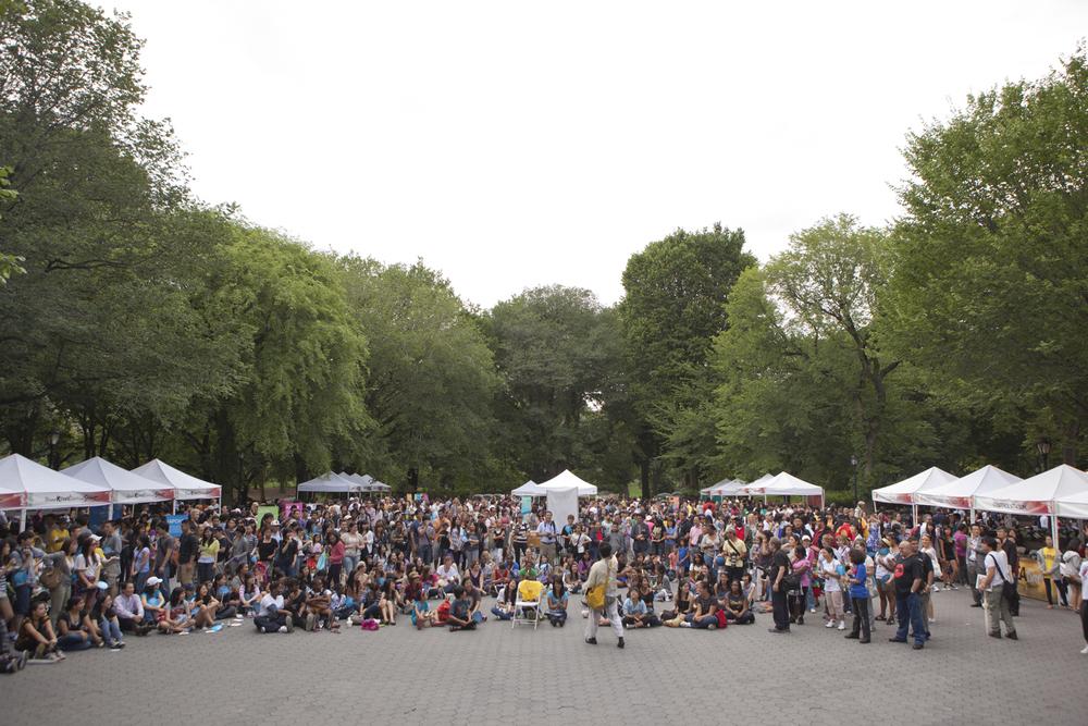 2011 Korea Day Central Park, NYC