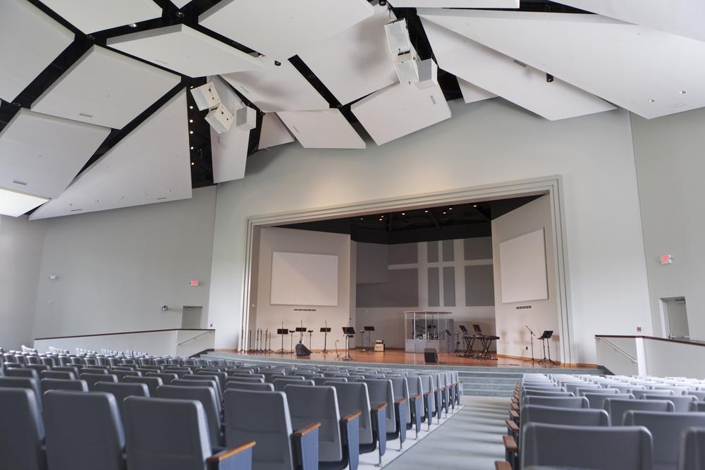 Open Door Church EC, VA