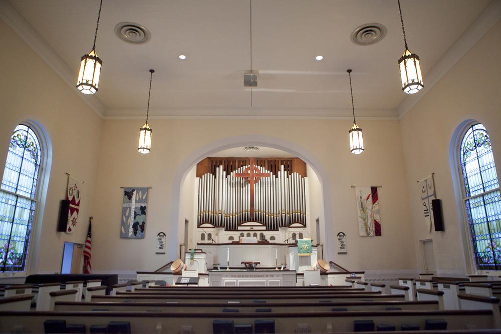 Frederick Presby. Church, MD
