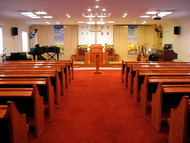 Frederick Korean Church, MD