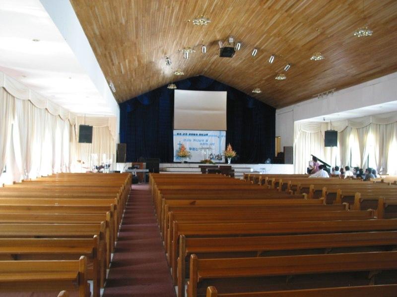 Guatemala Korean Church, Guatemala