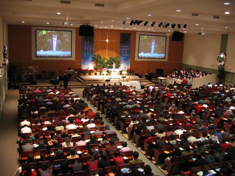 Open Door Church KC, VA