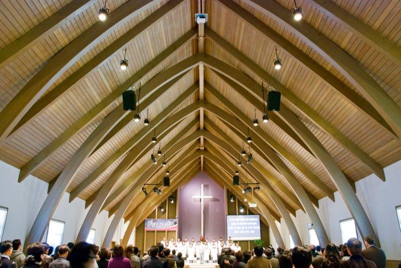 San Jose Onnuri Church, CA